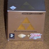 Pack Game Boy Advance SP Triforce